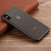 Benks Чехол для iPhone X LolliPop Черный прозрачный