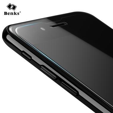 Benks защитное стекло на iPhone 7 Plus -прозрачное Gorilla, фото №1