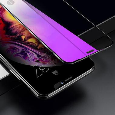 Benks VPro защитное стекло на iPhone Xr/11 6.1 - Anti Blue Light, фото №7
