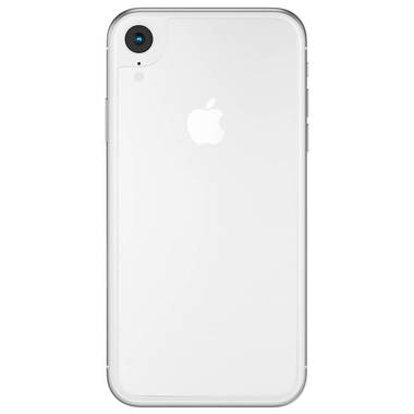 Защитное стекло на заднюю панель iPhone Xr - Silver, фото №3