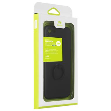 Benks чехол для iPhone 7/8 с подставкой черный, фото №1