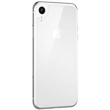 Защитное стекло на заднюю панель iPhone Xr - Silver, фото №1