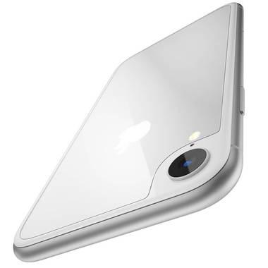 Защитное стекло на заднюю панель iPhone Xr - Silver, фото №6