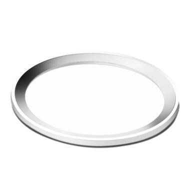 Защитная накладка на кнопку Home - Серебряная, фото №5