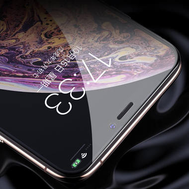 Benks VPro защитное стекло на iPhone XS/X с аппликатором, фото №1