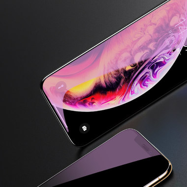 Benks VPro защитное стекло на iPhone Xr/11 - Anti Blue Light (New), фото №5