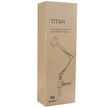 Benks гибкий держатель для планшета Titan, фото №2