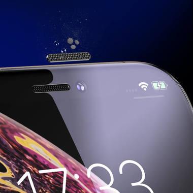 Benks VPro защитное стекло на iPhone XS/X с аппликатором, фото №3