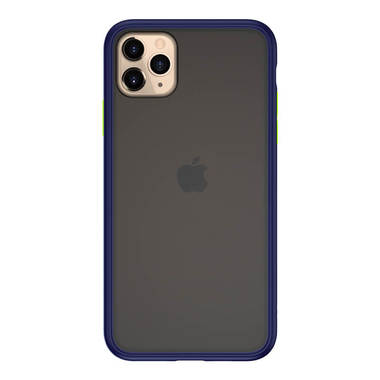 Benks чехол для iPhone 11 Pro синий M. Smooth, фото №1