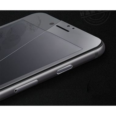 Benks защитное стекло для iPhone 7/8 Черное OKR+Pro, фото №2