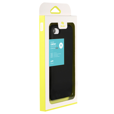 Benks чехол для iPhone 7 | 8 - черный Comfort, фото №1