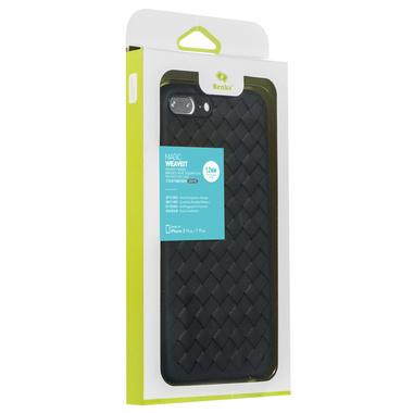 Benks чехол для iPhone 7 Plus/8 Plus серия Weaveit - черный, фото №2