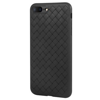 Benks чехол для iPhone 7 Plus/8 Plus серия Weaveit - черный, фото №1