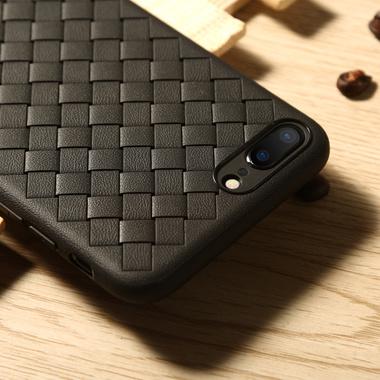 Benks чехол для iPhone 7 Plus/8 Plus серия Weaveit - черный, фото №3