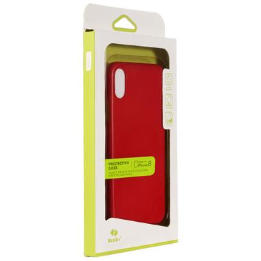 Benks Чехол для iPhone X LolliPop Красный, фото №2