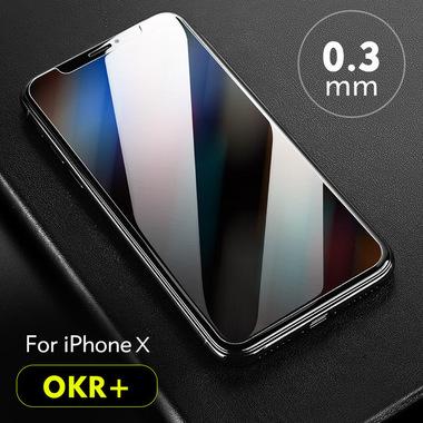 Benks OKR+ Защитное стекло для iPhone X/Xs/11 Pro - 0,3 мм, фото №8