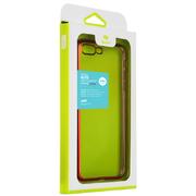 Чехол для iPhone 7 Plus Electroplating Красный