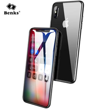 Benks Защитное стекло 3D на iPhone X/Xs - 0,23 мм, фото №1