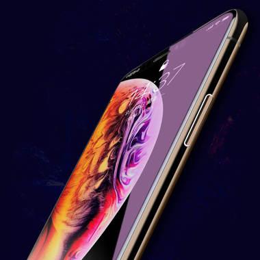 Benks VPro защитное стекло на iPhone Xr/11 - Anti Blue Light (New), фото №4