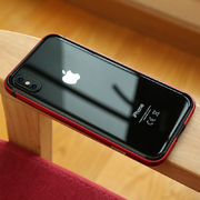Benks бампер для iPhone X - красный Aegis - фото 1