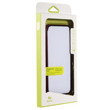 Benks бампер для iPhone X - красный Aegis, фото №3