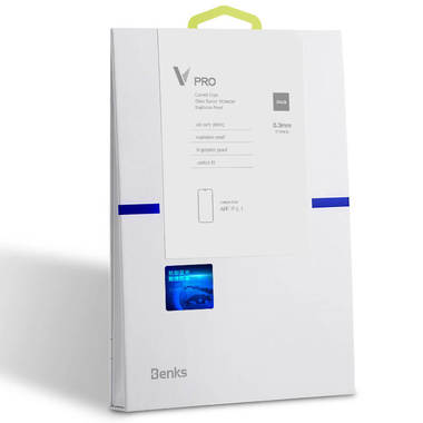 Benks VPro защитное стекло на iPhone Xr/11 - Anti Blue Light (New), фото №7