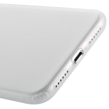 Benks Чехол для iPhone X полупрозрачный белый Pudding, фото №2