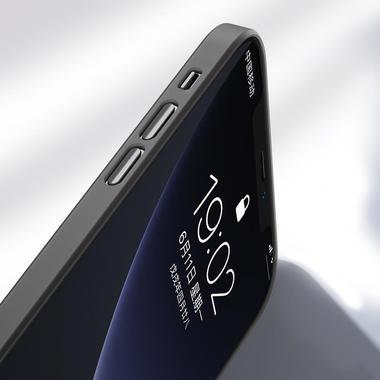 Чехол для iPhone 12 Pro Max 0,4 mm LolliPop черный, фото №5