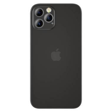 Чехол для iPhone 12 Pro Max 0,4 mm LolliPop черный, фото №1