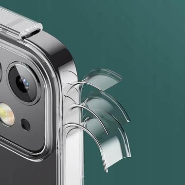 Benks чехол для iPhone 12 mini прозрачный Magic Crystal, фото №8