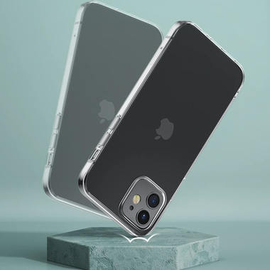 Benks чехол для iPhone 12 mini прозрачный Magic Crystal, фото №6