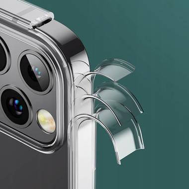 Benks чехол для iPhone 12 Pro Max прозрачный Magic Crystal, фото №8
