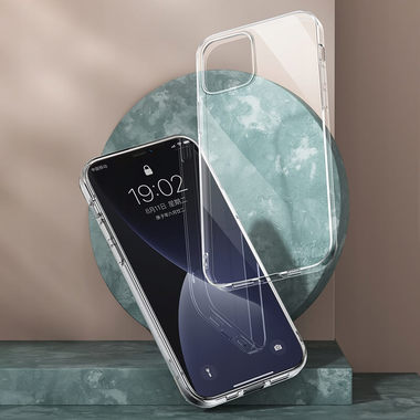 Benks чехол для iPhone 12 Pro Max прозрачный Magic Crystal, фото №3