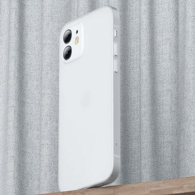 Чехол для iPhone 12 0,4 mm LolliPop белый, фото №5