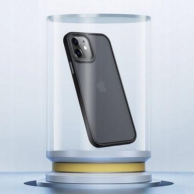 Benks чехол для iPhone 12/12 Pro - M. Smooth черный, фото №4
