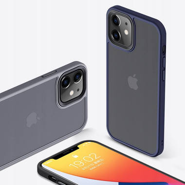 Benks чехол для iPhone 12/12 Pro - M. Smooth черный, фото №7