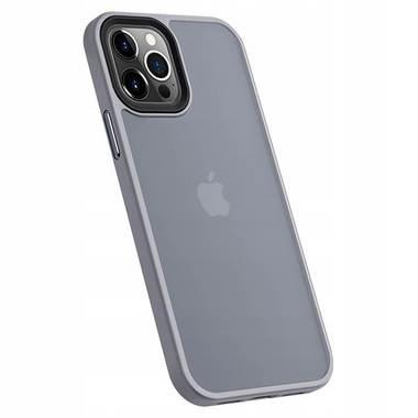 Benks чехол для iPhone 12 mini - M. Smooth серый, фото №1