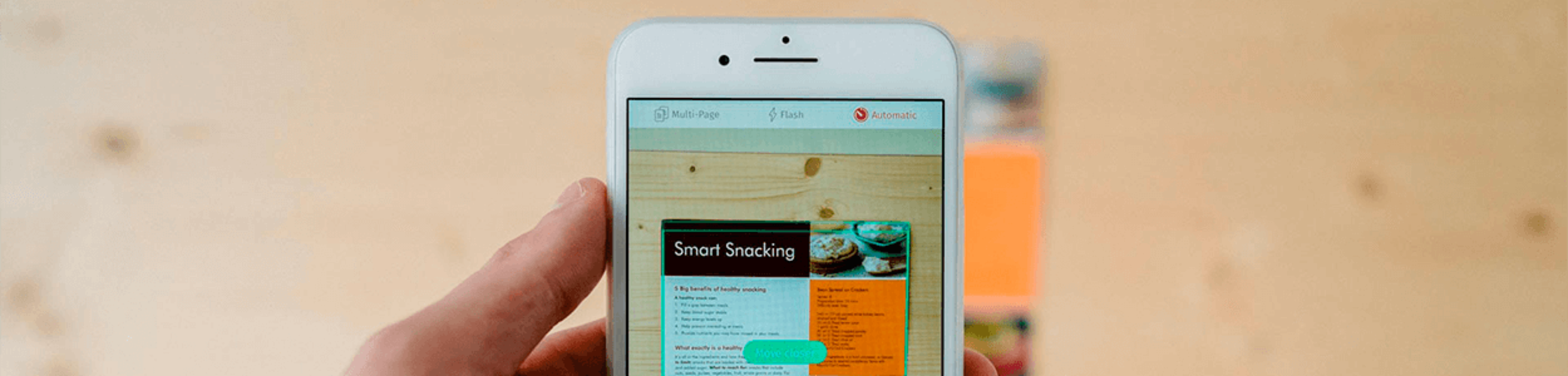 Как сделать скан документов на iPhone?