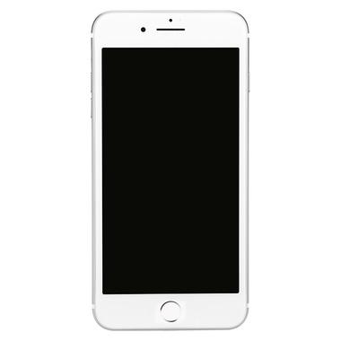 Приватное затемняющее стекло на iPhone 7Plus/8Plus - белая рамка KR Pro 3D, фото №2