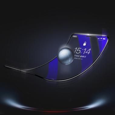 Защитное стекло на iPhone Xr/11 - AB VPro 0,3 мм., фото №5