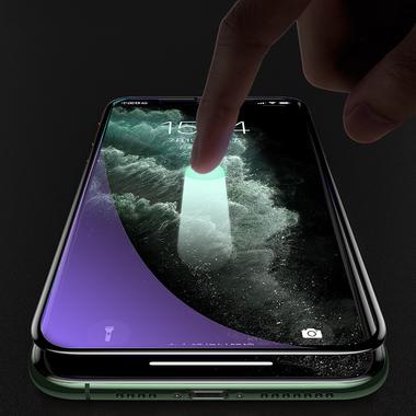 Защитное стекло на iPhone 11 Pro Max/Xs Max AB 0,3 мм VPro серия, фото №2