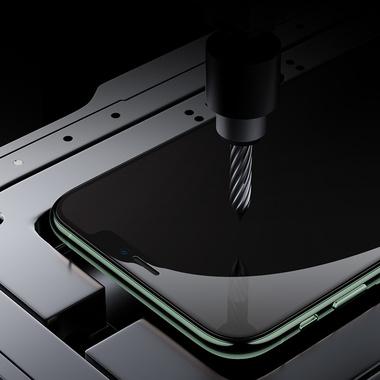 Защитное стекло OKR+ для iPhone Xs Max/11 Pro Max - 0,3 мм., фото №9