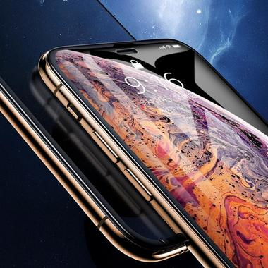 Corning закаленное защитное стекло для iPhone X/Xs/11 Pro, фото №5