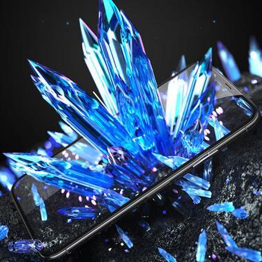 Corning закаленное защитное стекло для iPhone X/Xs/11 Pro, фото №1
