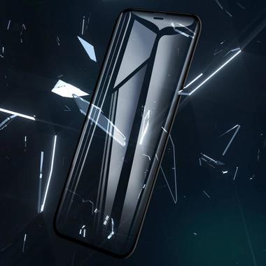 Corning закаленное защитное стекло для iPhone X/Xs/11 Pro, фото №10