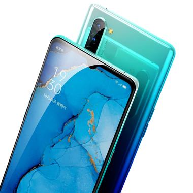 Защитное стекло для Oppo Reno 3 - VPro AB 0,3 мм., фото №2