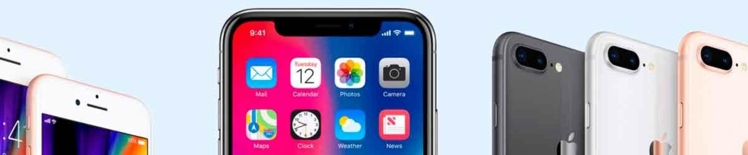 iPhone X и iPhone 8. Какие цвета есть и какой лучше выбрать.