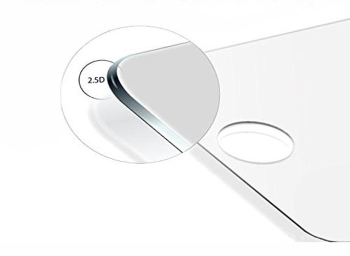 Что означает 2.5D защитное стекло?