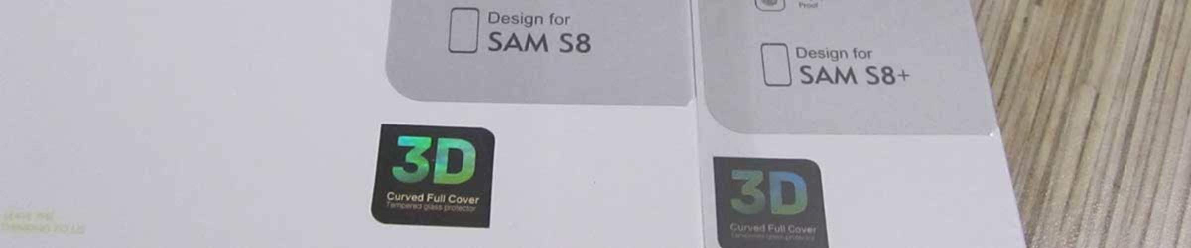 Обзор защитного стекла для Samsung Galaxy S8 S8Plus Benks XPro