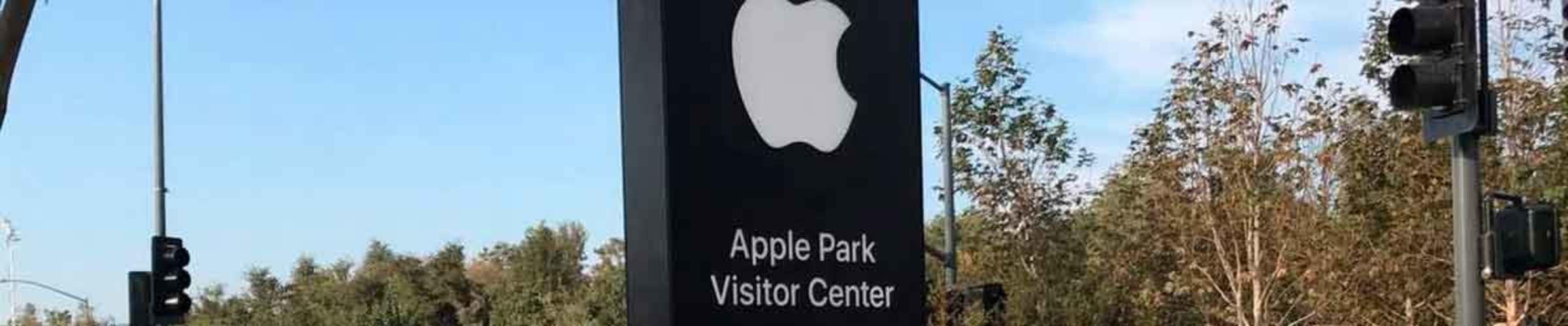 Краткое руководство по Apple Park. Новая штаб-квартира Apple.